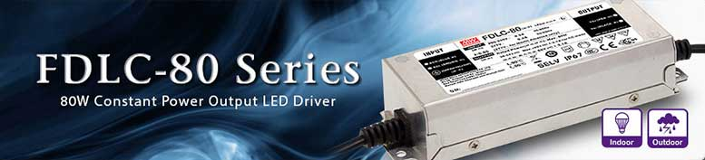 FDLC 80 new constant power led driver 1
