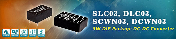 SLC03 and DLC03 new dip converters 1